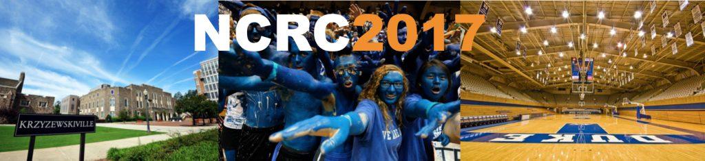 NCRC 2017 Banner